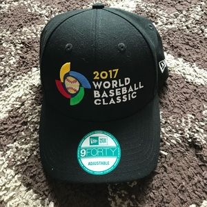 New Era 2017 World Baseball Classic Velcro Hat/Cap